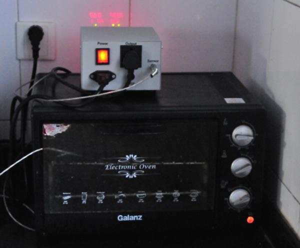 Atc Automatic Temperature Controller For Weber Smokey