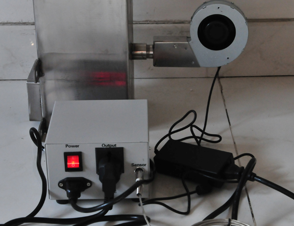 Automatic Temperature Controller Bbq Grill Smoker Oven