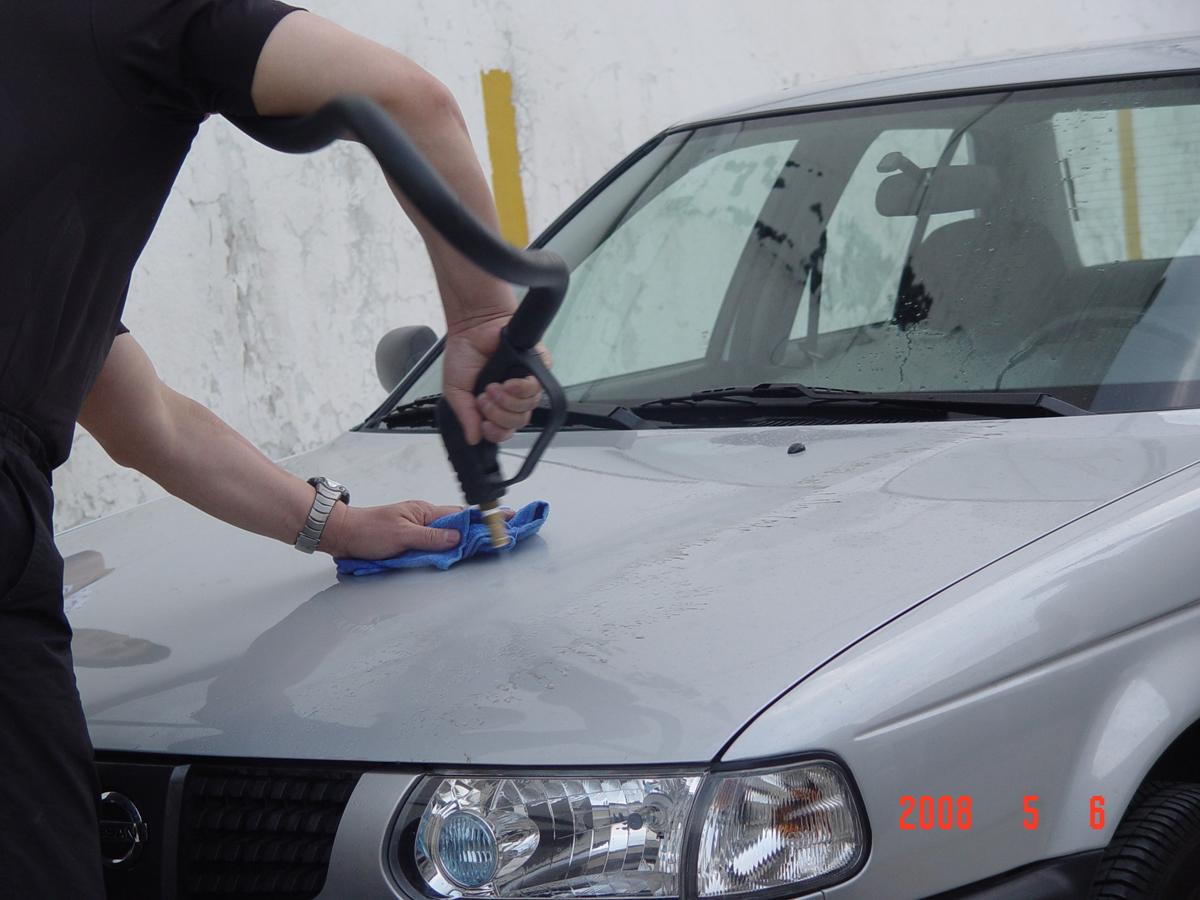Steam Car Cleaning Machine Steamer Washing Equipment Auto